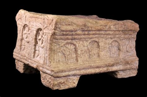 A Carved Stone Block Upends Assumptions About Ancient